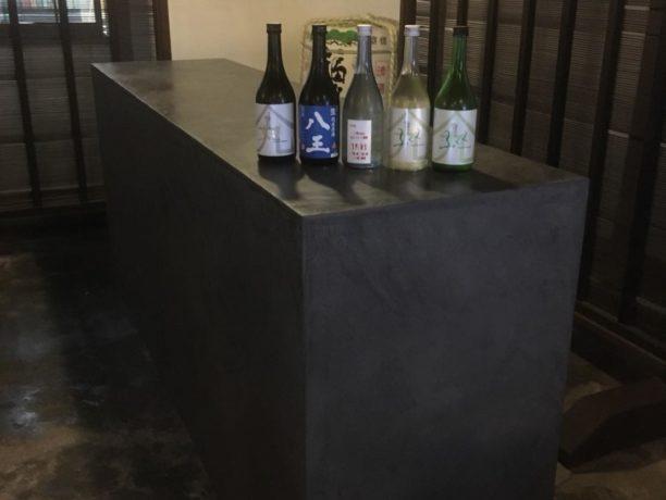 福鶴酒造 八尾町